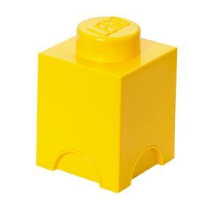 Lego Boîte de rangement 1 pilot en plastique