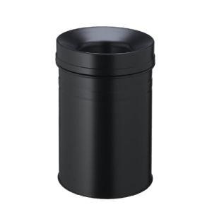 Durable 332501 - Corbeille à papier anti-éraflure Business en métal (15 L)