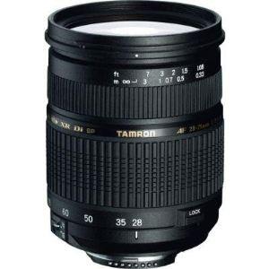 Tamron AF 28-75mm f/2.8 SP XR Di LD : Objectif macro, monture Pentax