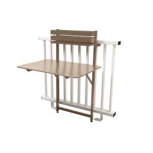Fermob Bistro - Table de balcon pliante