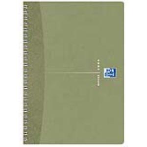 Oxford Cahier à spirales petits carreaux 180 pages A5 90g
