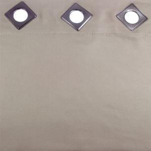 Rideau à oeuillet occultant Cocoon (140 x 260 cm)
