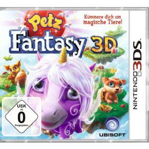 Petz Fantasy 3D sur 3DS
