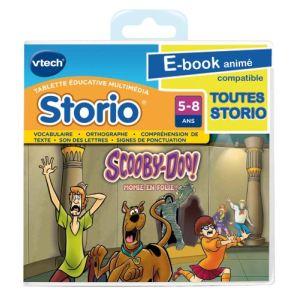 Vtech Jeu tablette Storio : Scoody-Doo