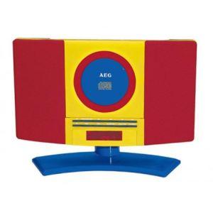 AEG MC 4464 - Musik-center CD/MP3 pour enfant
