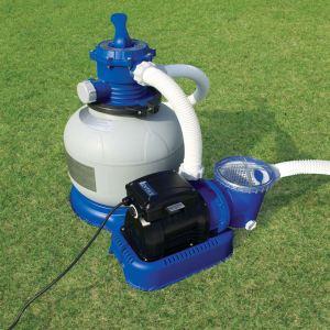 Intex 28646 - Filtre à sable 6 m3/h - 1/2 cv pour piscine hors-sol