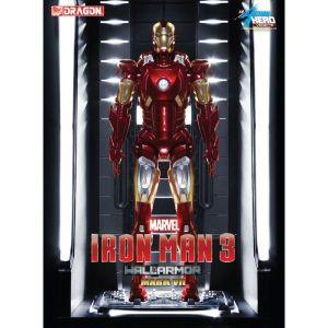 Dragon models Iron Man 3 Vignette 1/9 Mark VII Hall of Armor