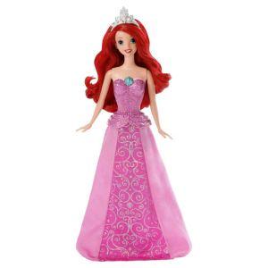 Mattel Poupée Ariel princesse féérique