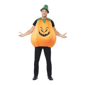 Déguisement citrouille adulte Halloween