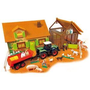 Norev La ferme et sa grange