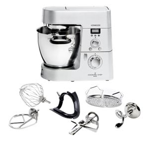 Robot kenwood cooking chef comparer 123 offres for Robot kenwood cooking chef major