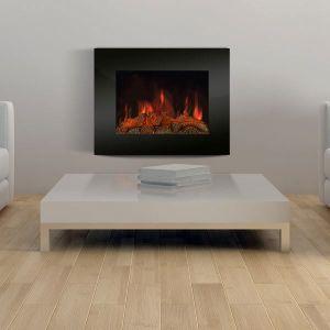 Carrera (Chauffage et Climatisation) Stella - Cheminée électrique 1800W