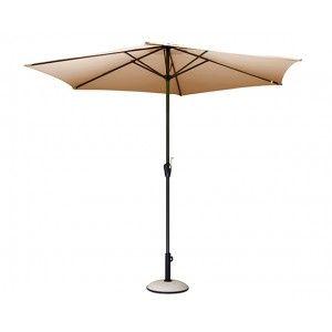 toile parasol rond comparer 241 offres. Black Bedroom Furniture Sets. Home Design Ideas