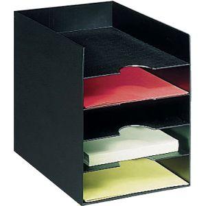 Paperflow Classeur 5 cases pour armoire (24 x 32 cm)