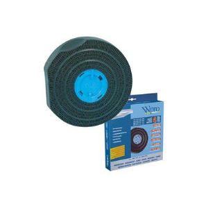 Wpro FAC419 - Filtre de hotte à charbon 4 en 1