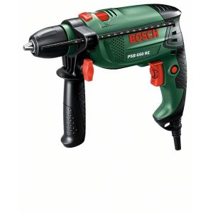 Bosch PSB 650 RE - Perceuse à percussion 650W