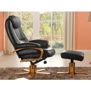 fauteuil de relaxation avec repose pieds comparer 388 offres. Black Bedroom Furniture Sets. Home Design Ideas