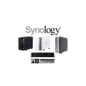 "Synology DS1515+ 10 To - Serveur NAS DiskStation 5 baies 2.5""/3.5"" Ethernet x4"