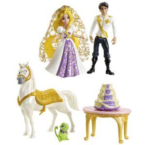 Mattel Coffret mariage Raiponce