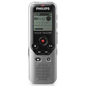 Philips DVT 1200 - Dictaphone numérique 4Go avec port USB