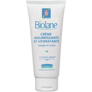 Biolane Crème nourrissante et hydratante 100 ml