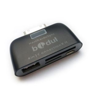 Bidul & Co Kit de connection 4 en 1 pour Galaxy Tab 1/2 et Galaxy Note 10.1 (sauf Note 10.1 model 2014)