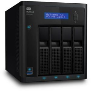 Western Digital WDBNFA0000NBK - Serveur NAS My Cloud PR4100