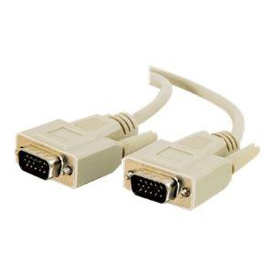 C2g 81161 - Câble Economy VGA HD-15 (M) vers HD-15 (M) 2 m