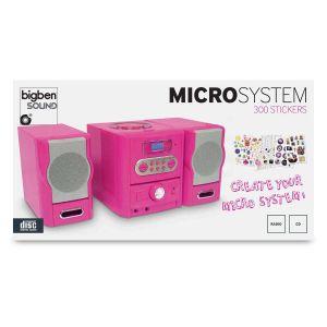 Bigben Interactive CD05RSSTICK - Micro chaîne hi-fi enfants