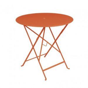 Fermob Bistro - Table de jardin ronde en acier Ø77 cm