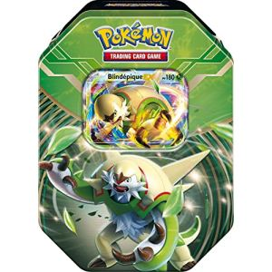 Asmodée POB25 - Carte à collectionner Pokébox Noël 2014