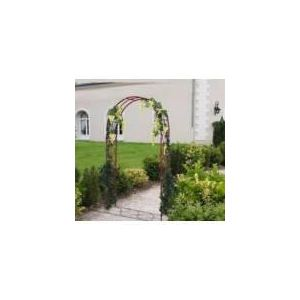 Intermas Gardening 190104 - Arche de jardin Arabesque Arch 1,20 x 0,30 x 2,20 m