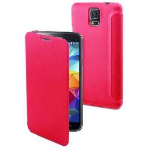 Muvit MUEAF0115 - Étui folio ''Easy'' pour Samsung Galaxy S5 Mini