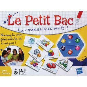 Hasbro Petit Bac : nouvelle version
