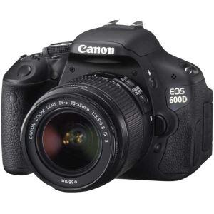 Canon EOS 600D (avec objectif 18-55mm)