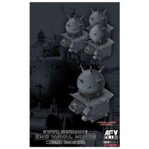 AFV Club AF35261 - Mines allemandes EMC Type II - Maquette échelle 1:35
