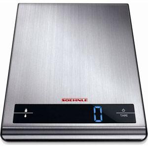 Soehnle Attraction (66171) - Balance culinaire électronique 5kg