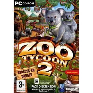Zoo Tycoon 2 : Espèces en Danger - Extension du jeu sur PC