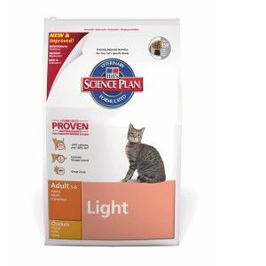 Hill's Light Adult Chicken - Sac 1,5 kg