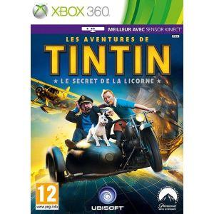 Les Aventures de Tintin : Le Secret de la Licorne sur XBOX360