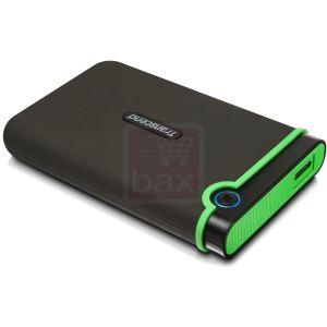 """Transcend TS2TSJ25M3 - Disque dur externe StoreJet 25M3 2 To 2.5"""" USB 3.0"""