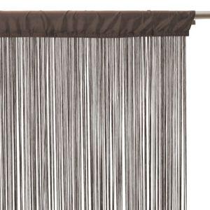 Rideau fil en polyester (120 x 240 cm)