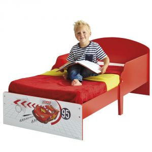Worlds Apart Lit Disney Cars World Grand Prix pour enfant 70 x 140 cm