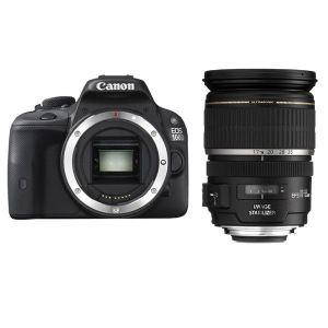 Canon EOS 100D (avec objectif 17-55mm)