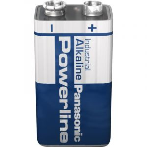 Panasonic Pile alcaline 9V Pro Power x1 LR61