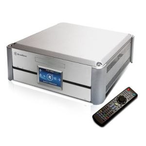 Silverstone Grandia GD02-MT (SST-GD02B-MT) -  Boîtier Multimédia sans alimentation