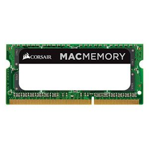Corsair CMSA32GX3M4C1866C11 - Barrette mémoire Mac SO-DIMM 32 Go (2 x 16 Go) DDR3 1866 MHz CL11