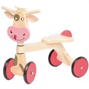 jasper toys porteur en bois vache comparer avec. Black Bedroom Furniture Sets. Home Design Ideas