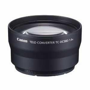 Canon 3152B001AA - Convertisseur télé - TC-DC58D