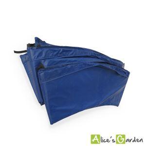 Alice's Garden Coussin de protection épaisseur 24 mm pour trampoline 370 cm